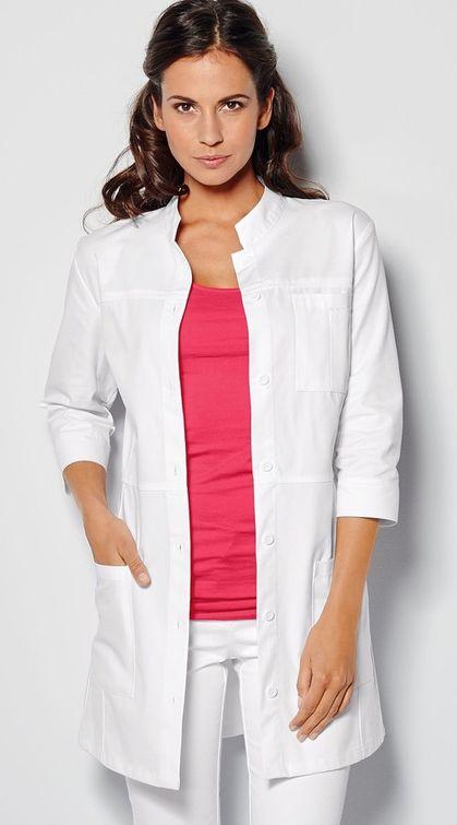 Zdravotnícke oblečenie - Novinky - 19-2103277-WEISS