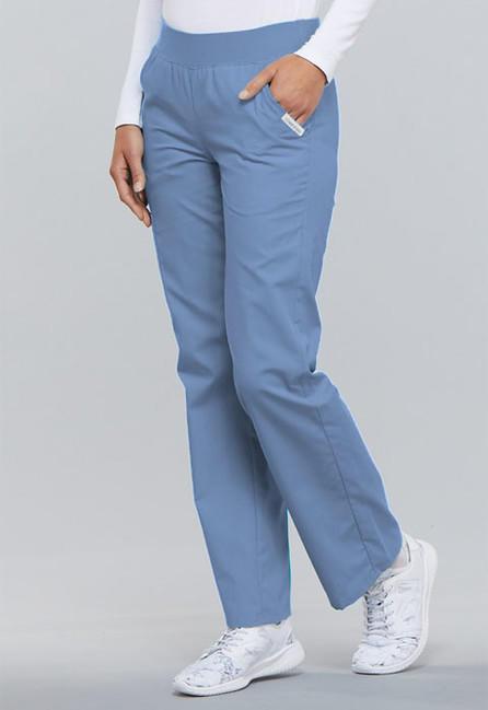 Zdravotnícke oblečenie - Dámske nohavice - 2085-CIEB - 4 476ca774349