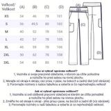 Zdravotnícke oblečenie - Dámske nohavice - 2085-GRPB - 7
