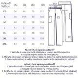 Zdravotnícke oblečenie - Dámske nohavice - 2085-HNTB - 7