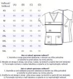 Zdravotnícke oblečenie - Dámske blúzy - 2968-CIEB - 7