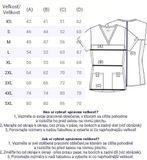 Zdravotnícke oblečenie - Dámske blúzy - 2968-WHTS - 6