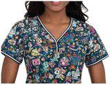 Zdravotnícke oblečenie - Dámske blúzy - 383TKD-SAM - 2