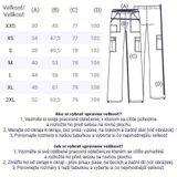 Zdravotnícke oblečenie - Nohavice - 4005-WHTW - 4