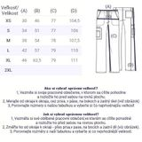 Zdravotnícke oblečenie - Pánske nohavice - 4043-NAVW - 4