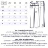 Zdravotnícke oblečenie - Dámske nohavice - 4203-NAVW - 6