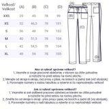 Zdravotnícke oblečenie - Dámske nohavice - 4203-TLBW - 6