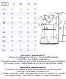 Zdravotnícke oblečenie - Blúzy - 4710-ROYW - 9