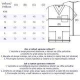 Zdravotnícke oblečenie - Pánske blúzy - 4876-TLBW - 3