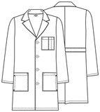 Zdravotnícke oblečenie - Zdravotnícke plášte - 83402-DWHZ - 4