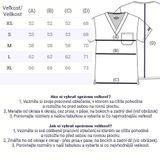 Zdravotnícke oblečenie - Blúzy - 83706-RVBZ - 3