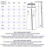 Zdravotnícke oblečenie - Nohavice - 86106-ROWZ - 7