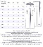 Zdravotnícke oblečenie - Nohavice - 86106-WIWZ - 7