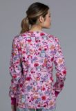 Zdravotnícke oblečenie - Dámske blúzy - CK301-OWLV - 3