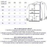 Zdravotnícke oblečenie - Dámske blúzy - CK301-TYPW - 7