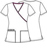 Zdravotnícke oblečenie - Dámske blúzy - CK614-ABBY - 4