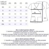 Zdravotnícke oblečenie - Dámske blúzy - CK614-FEAT - 6