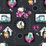 Zdravotnícke oblečenie - Dámske blúzy - CK616-PUYP - 3