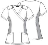 Zdravotnícke oblečenie - Dámske blúzy - CK681-EASY - 4