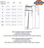 Zdravotnícke oblečenie - Nohavice - DK180-NAVT - 8