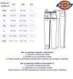 Zdravotnícke oblečenie - Nohavice - DK170-NAVT - 8