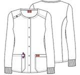 Zdravotnícke oblečenie - Dámske blúzy - DK306-NULF - 3