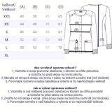Zdravotnícke oblečenie - Dámske blúzy - DK306-DNRU - 4