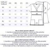 Zdravotnícke oblečenie - Dámske blúzy - DK704-HALU - 5