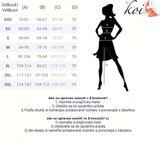 Zdravotnícke oblečenie - Dámske blúzy - 204-058 - 3