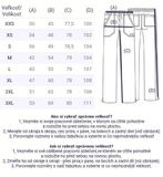 Zdravotnícke oblečenie - Nohavice - WW130-WHTW - 6