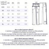 Zdravotnícke oblečenie - Dámske nohavice - WW235AB-WHT - 6