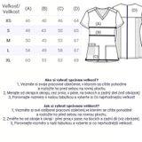 Zdravotnícke oblečenie - Novinky - WW770AB-WHT - 5