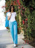 Zdravotnícke oblečenie - Dámske nohavice - 4020-TRQW - 4