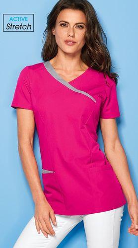 Zdravotnícke oblečenie - 7days - blúzy - 36-20422077-PINK