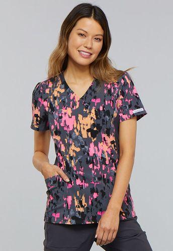 Zdravotnícke oblečenie - Dámske blúzy - CK681-EASY