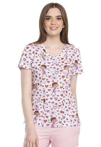 Zdravotnícke oblečenie - Dámske blúzy - TF641-DCKA