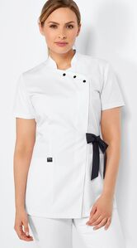 Zdravotnícke oblečenie - 7days - blúzy - 25-20327577-WEISS