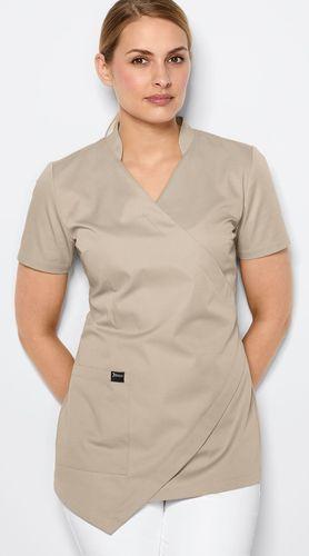 Zdravotnícke oblečenie - 7days - blúzy - 24-20362967-BEIGE