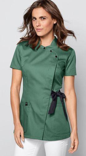 Zdravotnícke oblečenie - 7days - blúzy - 25-20356567-OLIV