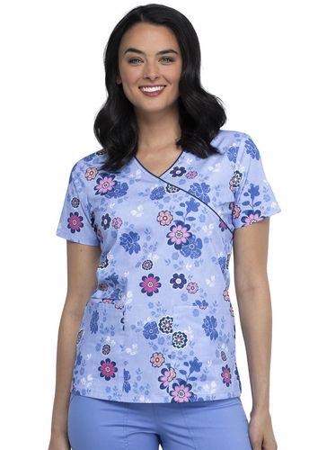 Zdravotnícke oblečenie - Dámske blúzy - CK614-DNAS