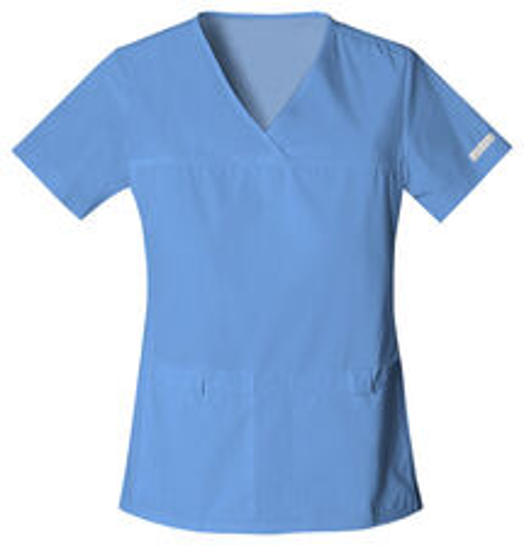 Zdravotnícke oblečenie - Dámske blúzy - 2968-CIEB