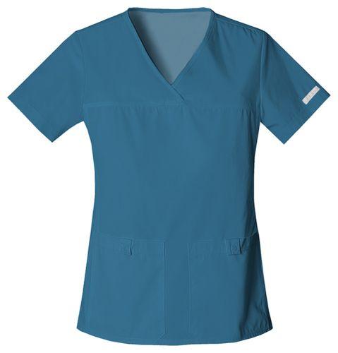Zdravotnícke oblečenie - Dámske blúzy - 2968-CABB