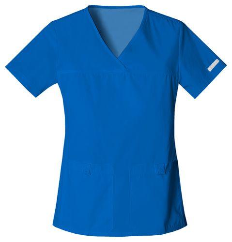 Zdravotnícke oblečenie - Dámske blúzy - 2968-RYLB