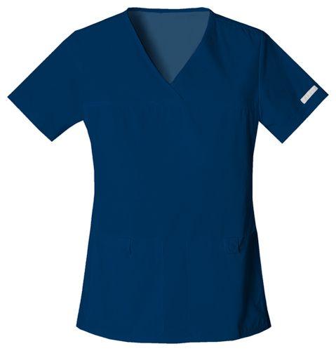 Zdravotnícke oblečenie - Dámske blúzy - 2968-NVYB