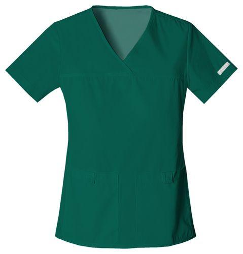 Zdravotnícke oblečenie - Dámske blúzy - 2968-HNTB