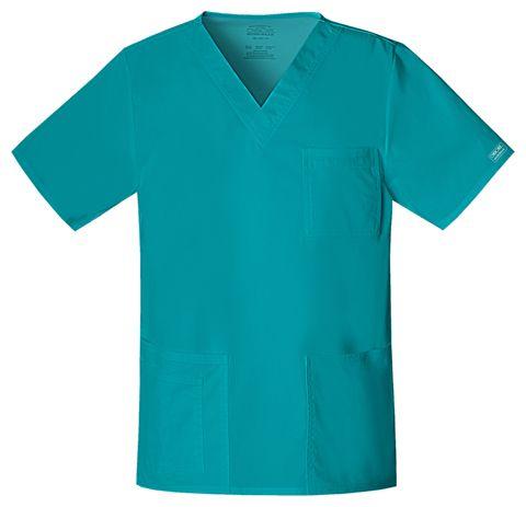 Zdravotnícke oblečenie - Dámske blúzy - 4725-TLBW