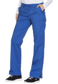 Dámske/ unisex zdravotnícke nohavice 5 vreckové - kráľovská modrá