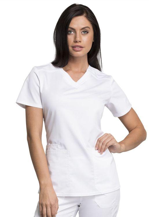 Zdravotnícke oblečenie - Novinky - WW770AB-WHT