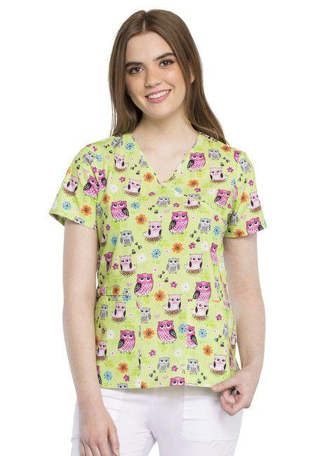Zdravotnícke oblečenie - Dámske blúzy - CK614-FEAT