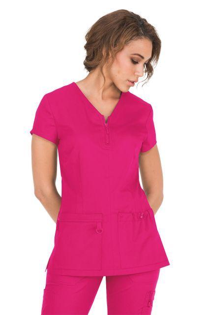 Zdravotnícke oblečenie - Dámske blúzy - 204-058